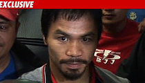 Manny Pacquiao Injured in Car Accident