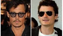 "Orlando Bloom Really Is in the New ""Pirates""?"