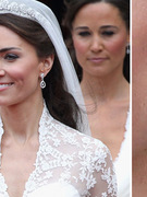Kate Middleton&#039;s Wedding Earrings Recreated