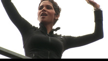Halle Berry -- Raising More than Awareness