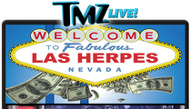 TMZ Live -- Would You Get Herpes for $20 Million?