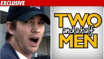 Ashton Kutcher Negotiating to Replace Charlie on 'Men'