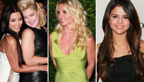Britney Spears Throws Star-Studded Party
