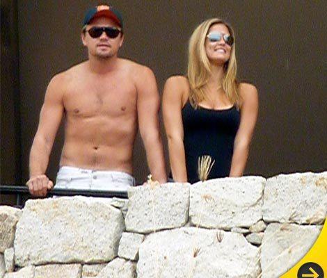 Leonardo DiCaprio & Bar Refaeli Split!