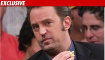 Matthew Perry -- I'm 'Going Away' to Focus On Sobriety