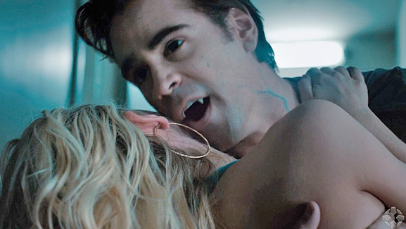 Colin Farrell Goes Vamp in New 'Fright Night' Trailer