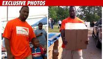 NY Giants Star Tackles Tornado Relief In Alabama
