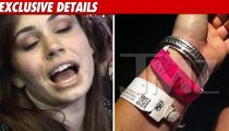 Gene Simmons' Daughter -- WRECKED in L.A.