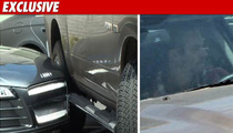 Paul Walker Crunches $130,000 Car -- On Tape!