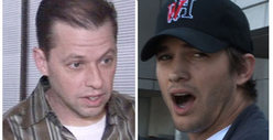 "Jon Cryer -- ""Jazzed"" About Future of ""Men"""
