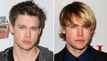 'Glee' Heartthrob Chord Overstreet Cuts His Hair