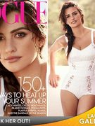 Penelope Cruz Flaunts Hot Body After Baby in Vogue