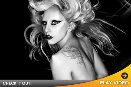 Lady Gaga Debuts New Song on FarmVille, Hear It Now!