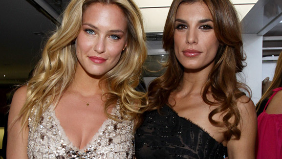 Bar Refaeli Continues Sexy Solo Tour of Cannes