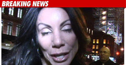 Danielle Staub QUITS Stripping -- I Need Mental Help