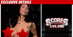 Danielle Staub Raked in $25,000 for Strip Sesh