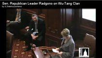 Wu-Tang's Newest Member -- GOP Senator!