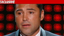 Oscar De La Hoya -- 'I Have My Flaws'