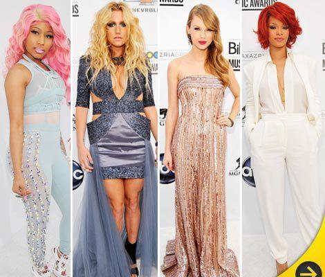 Photos: 2011 Billboard Music Awards Red Carpet
