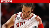 NBA Fines Joakim Noah $50k for Gay Slur