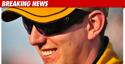 NASCAR Stud Kyle Busch Popped at 128 MPH