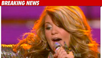 Lauren Alaina -- The Show Must Go On!