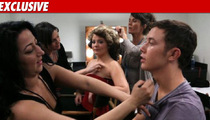 Lauren Alaina Silent in Makeup -- Haley Is Ready