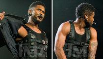 Usher -- Live & Unzipped