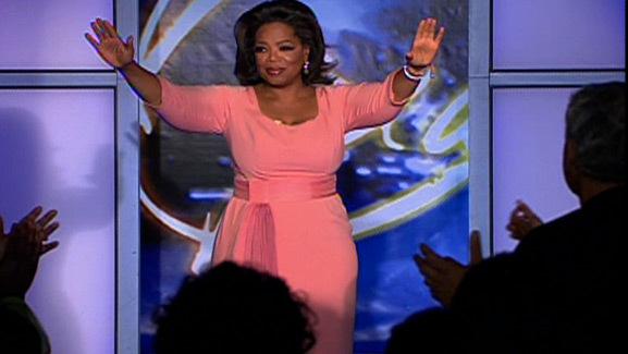 Video: Watch Oprah Winfrey's Final Goodbye