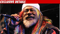George Clinton Hospitalized -- My Leg Is Funk'd Up