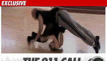 'Dancing' Pro 911 -- She 'Hurt Her Neck Pretty Badly'