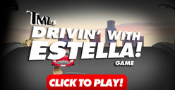 TMZ's 'Drivin' With Estella' Game!