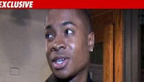 'Smallville' Star -- Having a Ruff Week Before Prison