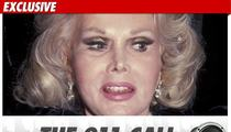 Zsa Zsa 911 Call -- 'She's Going to Die!'