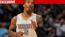 NBA Star J.R. Smith Busted ... for Illegal Scootering