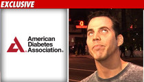 Diabetes Group to Steve-O: Don't Hate on Meat!
