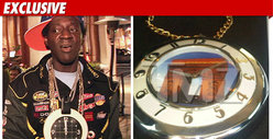 Flavor Flav to Museum -- Yeah, I Got the Time!