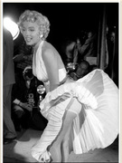 Photo Special: Stars with Marilyn Monroe Moments!