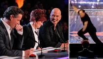 'America's Got Talent' Premiere -- Huge Ratings, Big Falls!