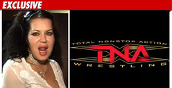 Chyna: TNA Threatened My Job Over XXX Flick