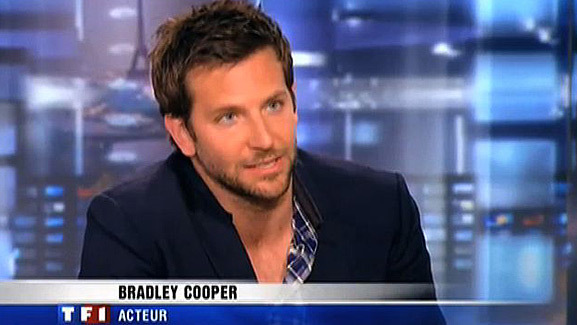 Hot Video: Bradley Cooper Speaks Fluent French!