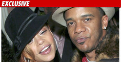 Faith Evans&#039;s Estranged Hubby -- STILL Her Manager