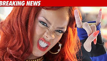 Rihanna -- I'm a Rockstar, NOT A PARENT!!!