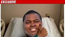 Sean Kingston in Hospital -- Awake & Alert