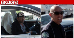 Jeremy Piven -- Cop Drama In Los Angeles 