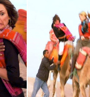 Camels and Catfights: 'Real Housewives' Go Wild
