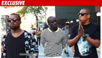 Kanye & Akon's Bro ft. Jay-Z -- Sidewalk Hip-Hop Summit