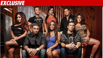 'Jersey Shore' Cast -- Squeezing MTV For More $$$