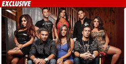 &#039;Jersey Shore&#039; Cast -- Squeezing MTV For More $$$