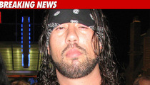 Ex-WWE Star X-Pac -- I Was Molested as a Kid